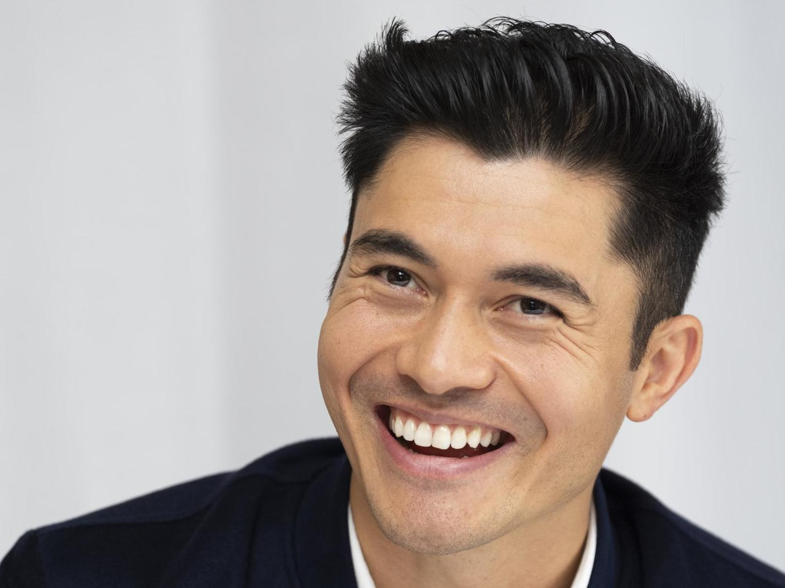 Henry Golding: 'If you're not wholly British, sometimes you feel scared'
