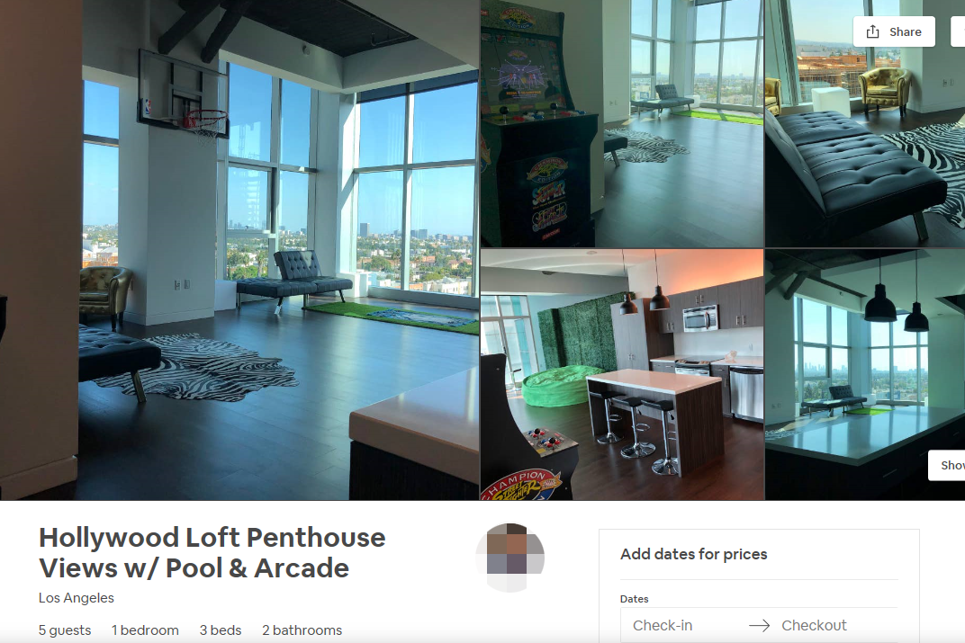 Illegal Airbnb Listing Still Live After Guests Kicked Out Of