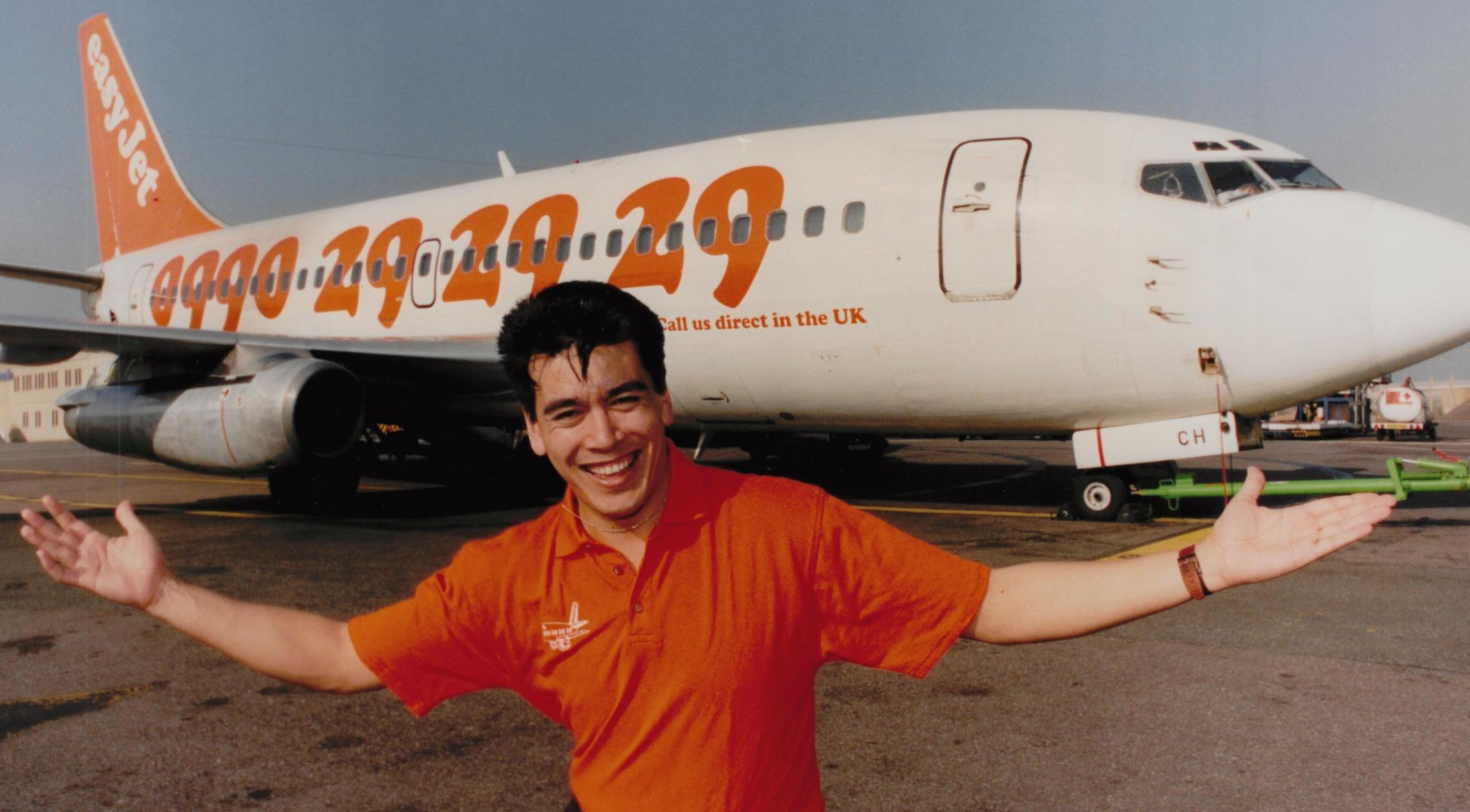 How easyJet was nearly 'Stelair' and other secrets of the airline's beginning