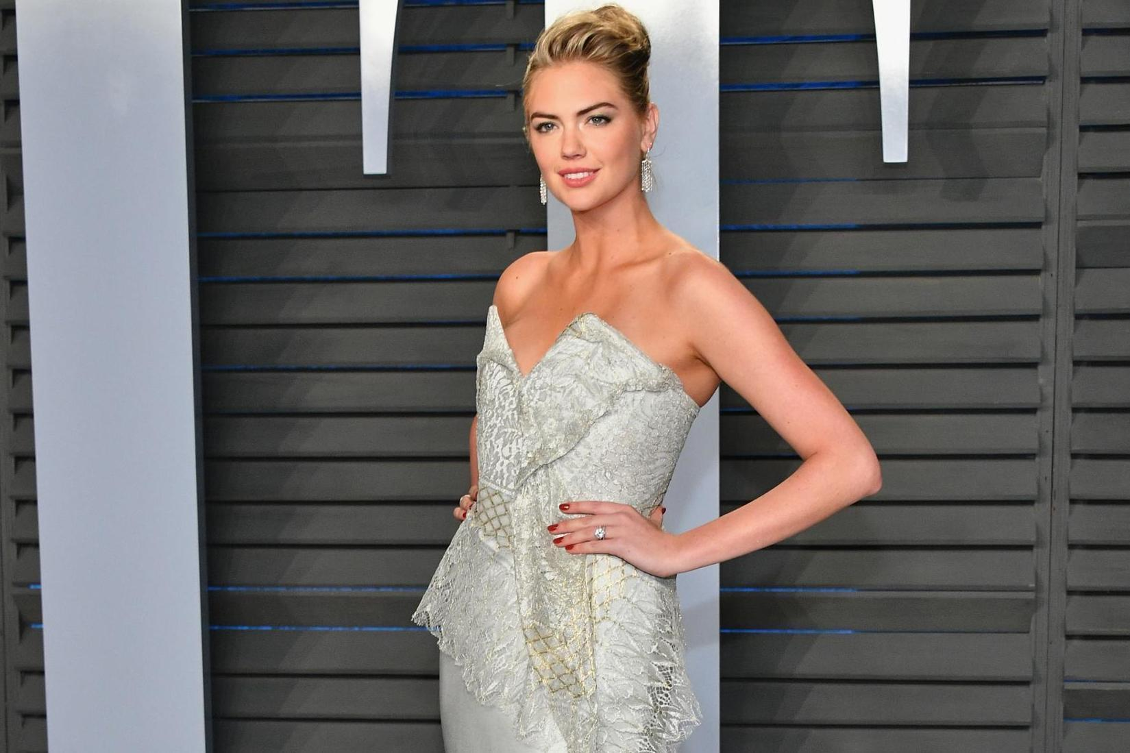 Kate Upton faces backlash for partnership with Canada Goose: 'How can you be so blind?' - The Independent