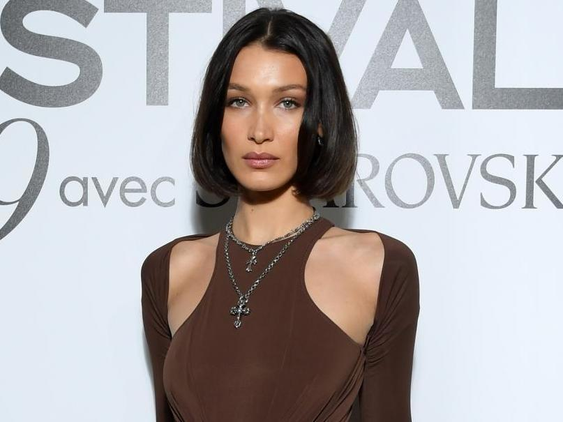 Bella Hadid says she used to feel guilty for suffering from depression despite having 'incredible life'