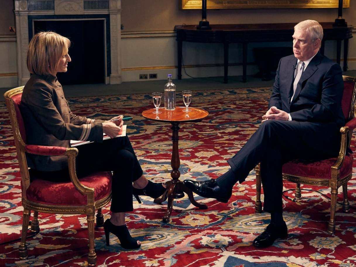 Prince Andrew interview: Faced with the most serious of allegations and a self-made PR disaster unfolding, all he really had to say was sorry, mum