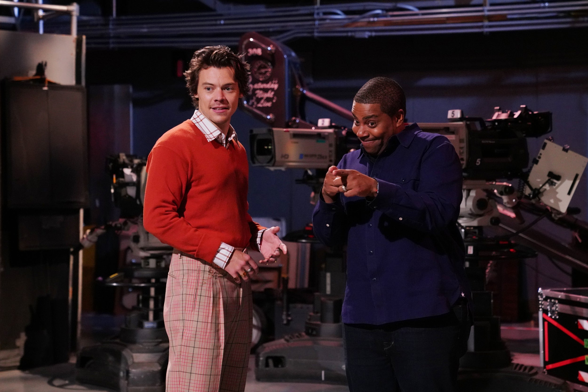 Harry Styles releases new song 'Watermelon Sugar' after SNL gig