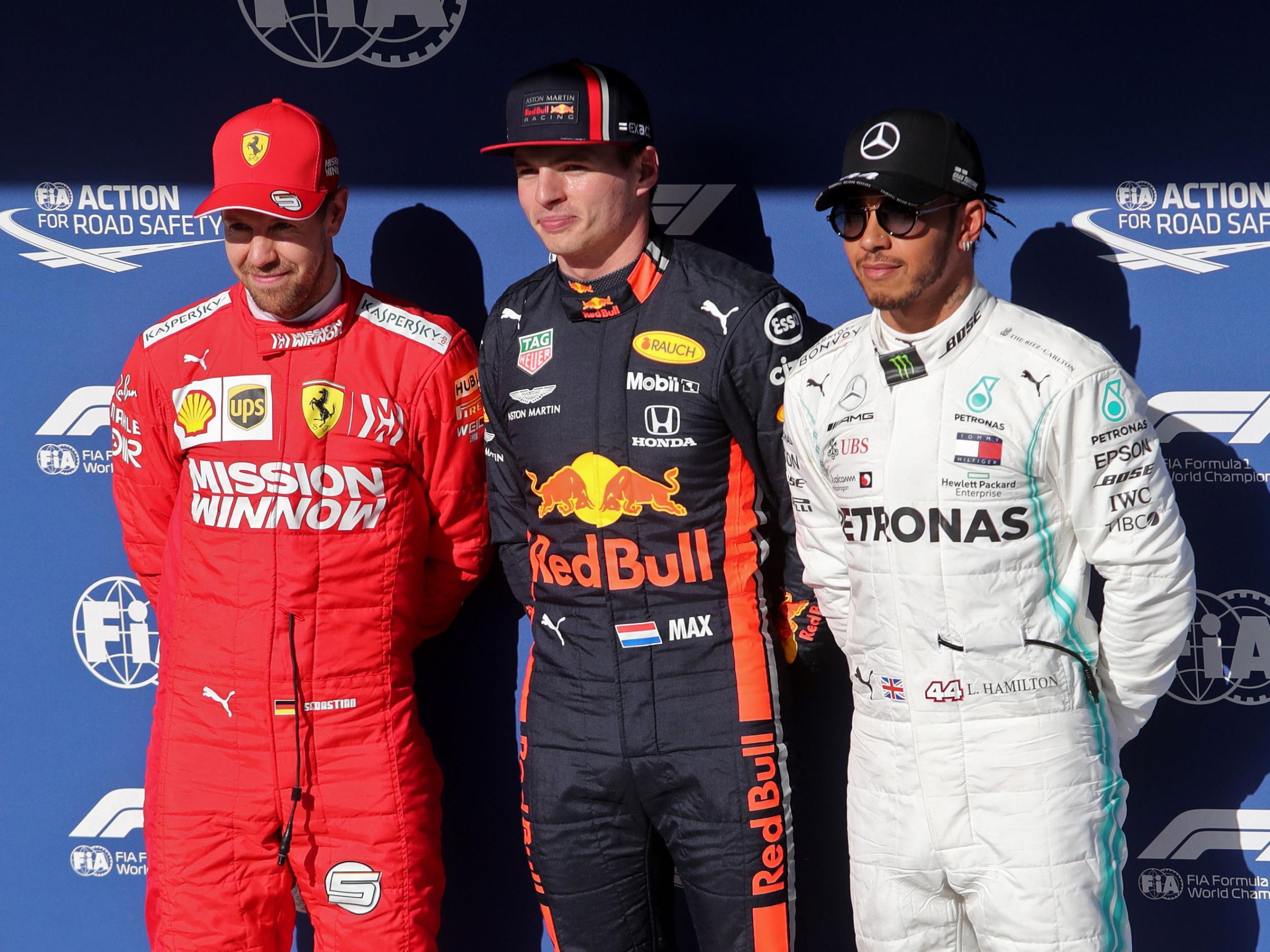 brazilian grand prix - photo #1