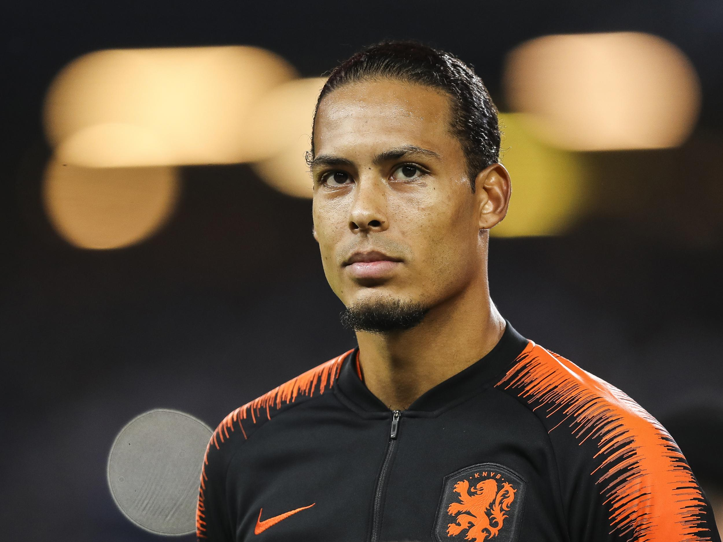 Liverpool's Virgil Van Dijk withdraws from Netherlands squad due to 'personal circumstances'