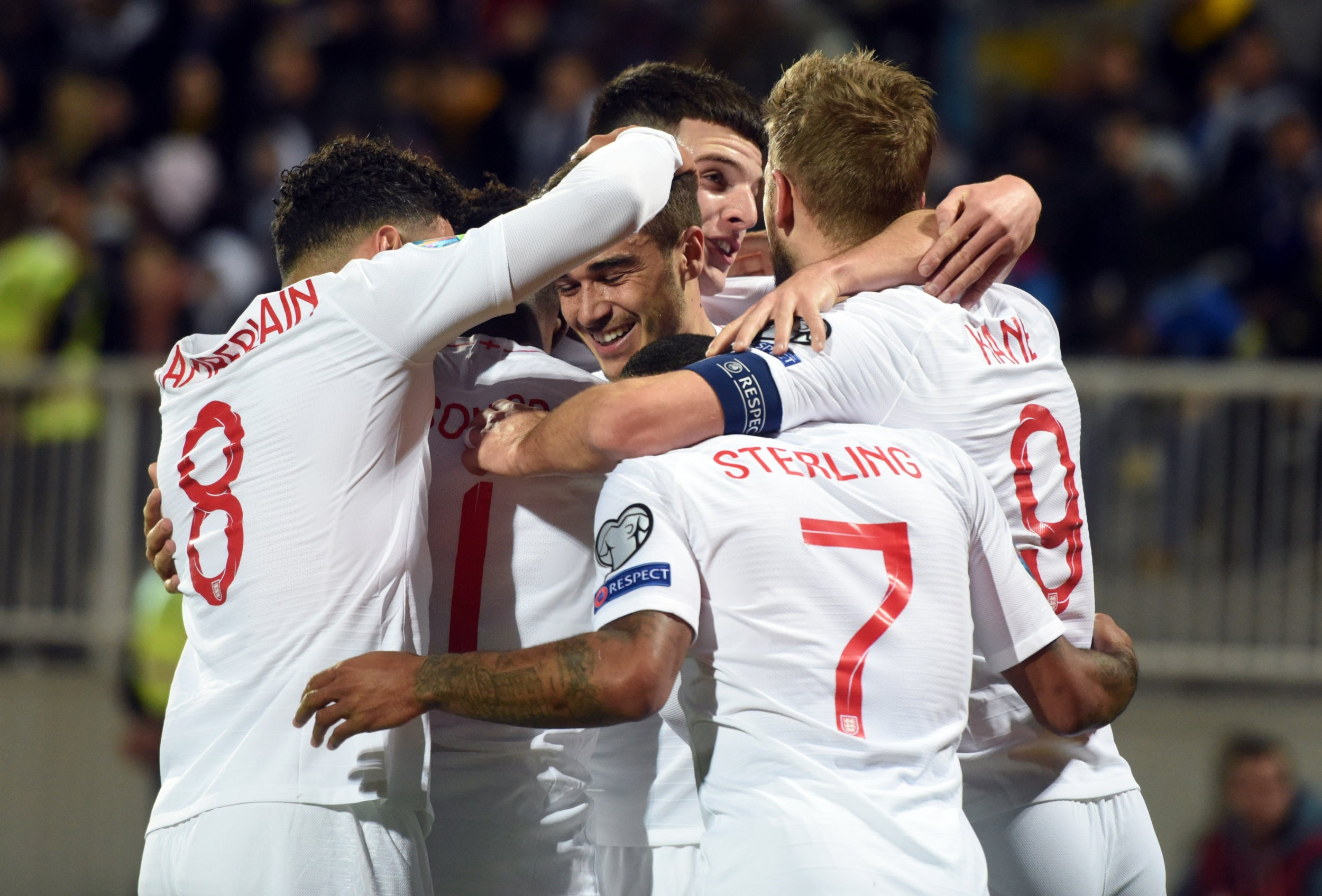 Kosovo vs England: Player ratings