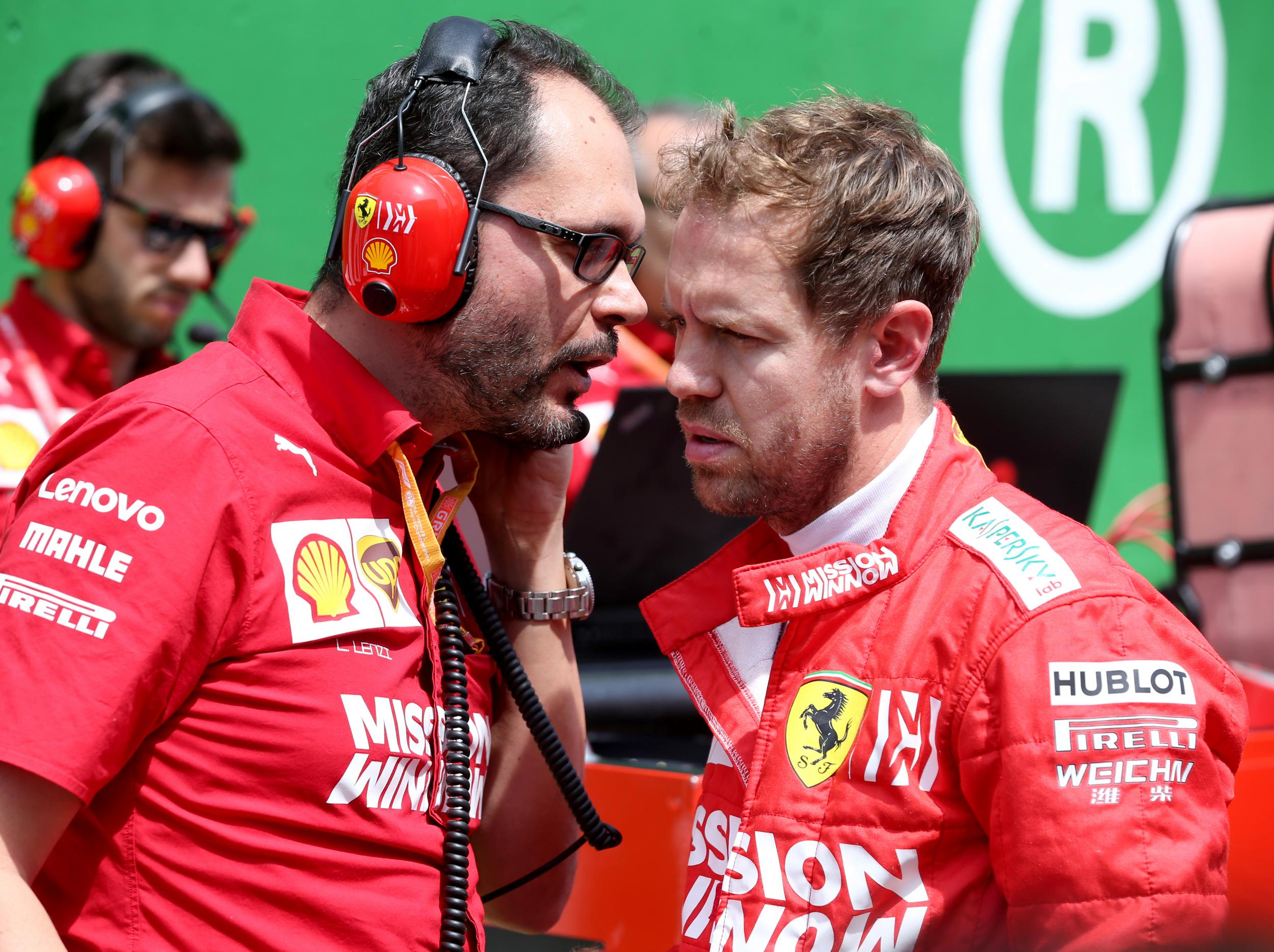 F1: Ferrari to review 'internal rules' after summoning Sebastian Vettel and Charles Leclerc to crisis talks