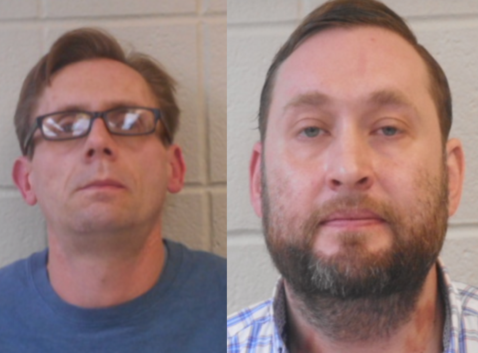 Bateman and Rowland are associate professors of chemistry at Henderson State University