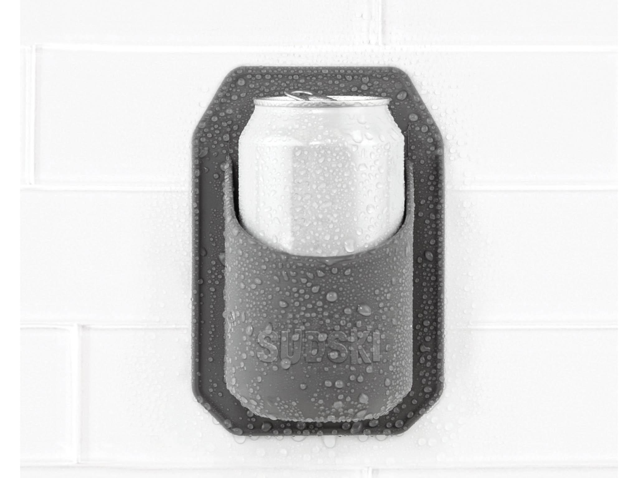 shower beer holder indybest