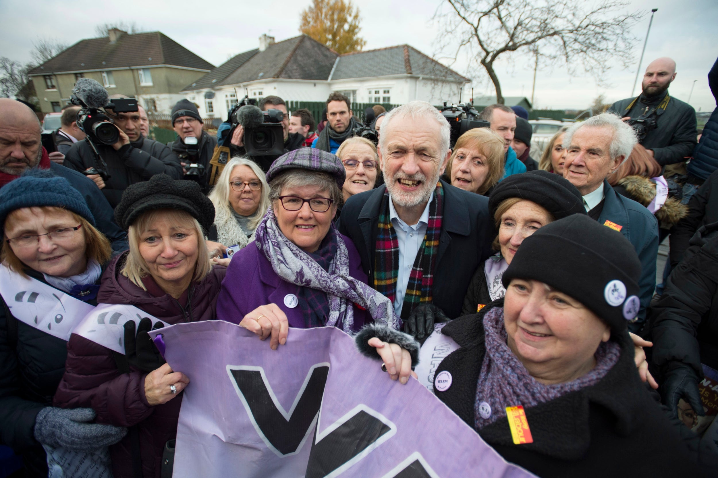 Corbyn refuses to apologise for nationalisation plans: 'It's the norm in European countries'