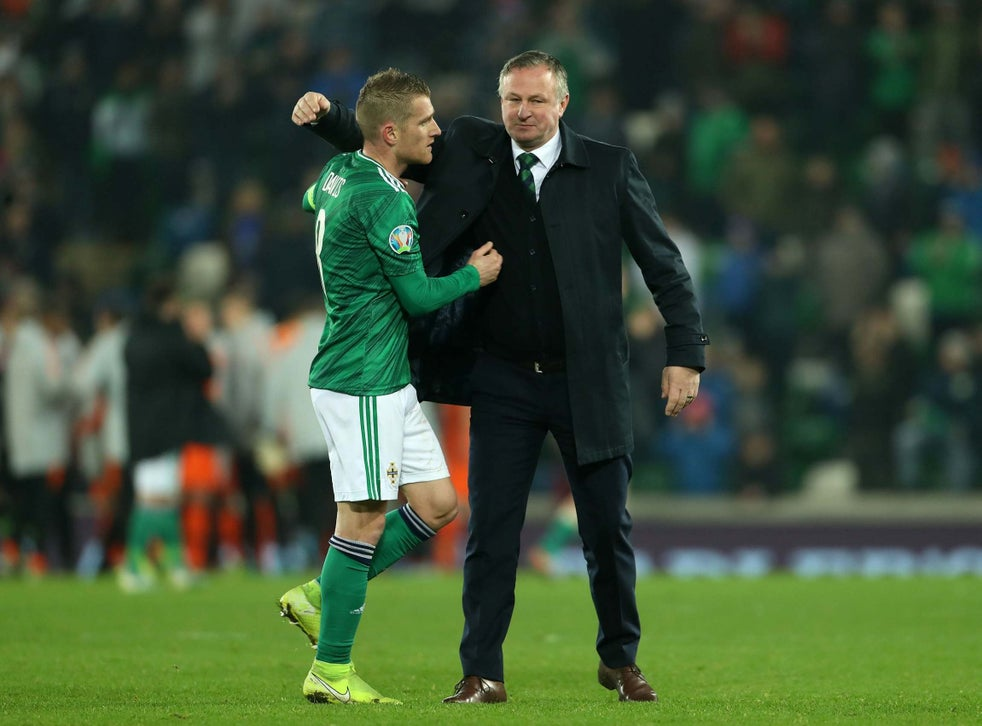 Euro 2020 The Bizarre Loophole That Could See Northern Ireland Qualify The Independent The Independent