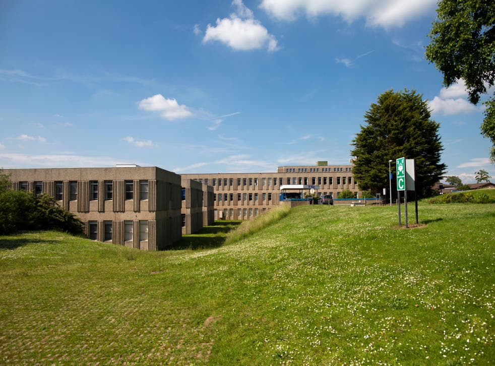 Failings: the Royal Shrewsbury Hospital