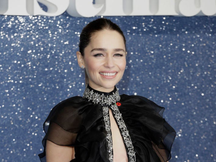 Emilia Clarke says she was pressured to perform nude scenes to not 'disappoint' her Game of Thrones fans