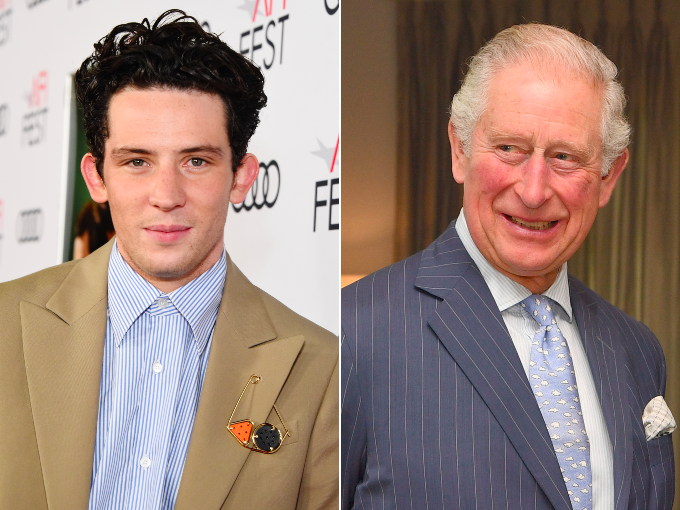 The Crown: Josh O'Connor says Prince Charles is 'waiting for his mother to die for his life to have meaning'