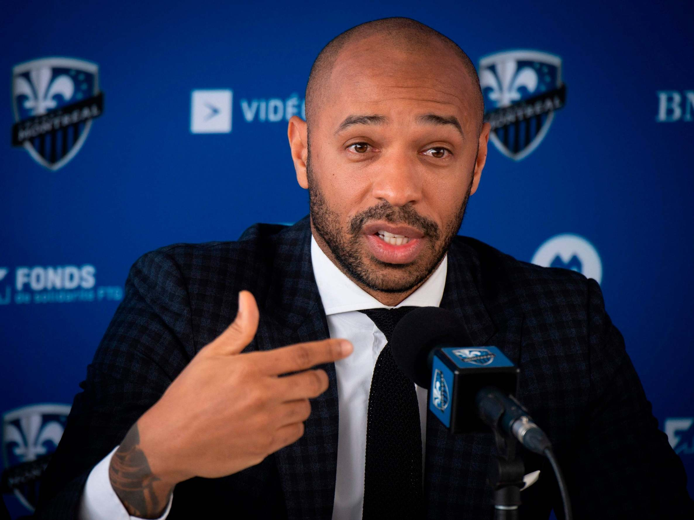 Thierry Henry on how he'll learn from AS Monaco mistakes at Montreal Impact