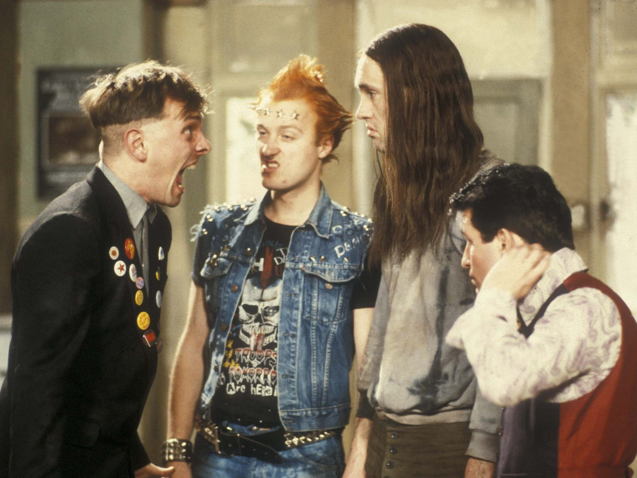 I thought using ableist slurs in 'The Young Ones' was ok 30 years ago – until I met the people I'd let down