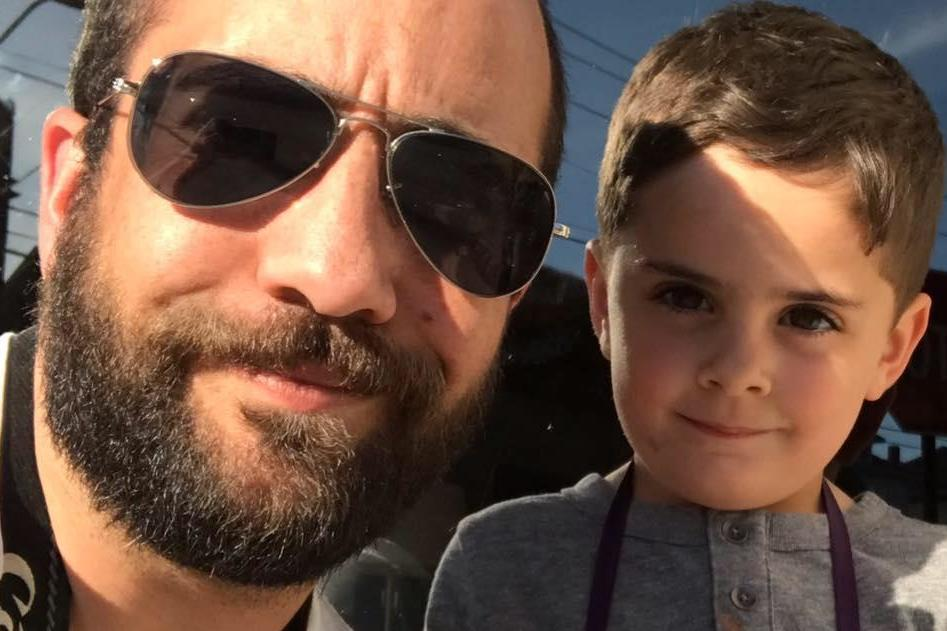 Transgender father transitions back to conceive son: 'Beautiful way to make a family'