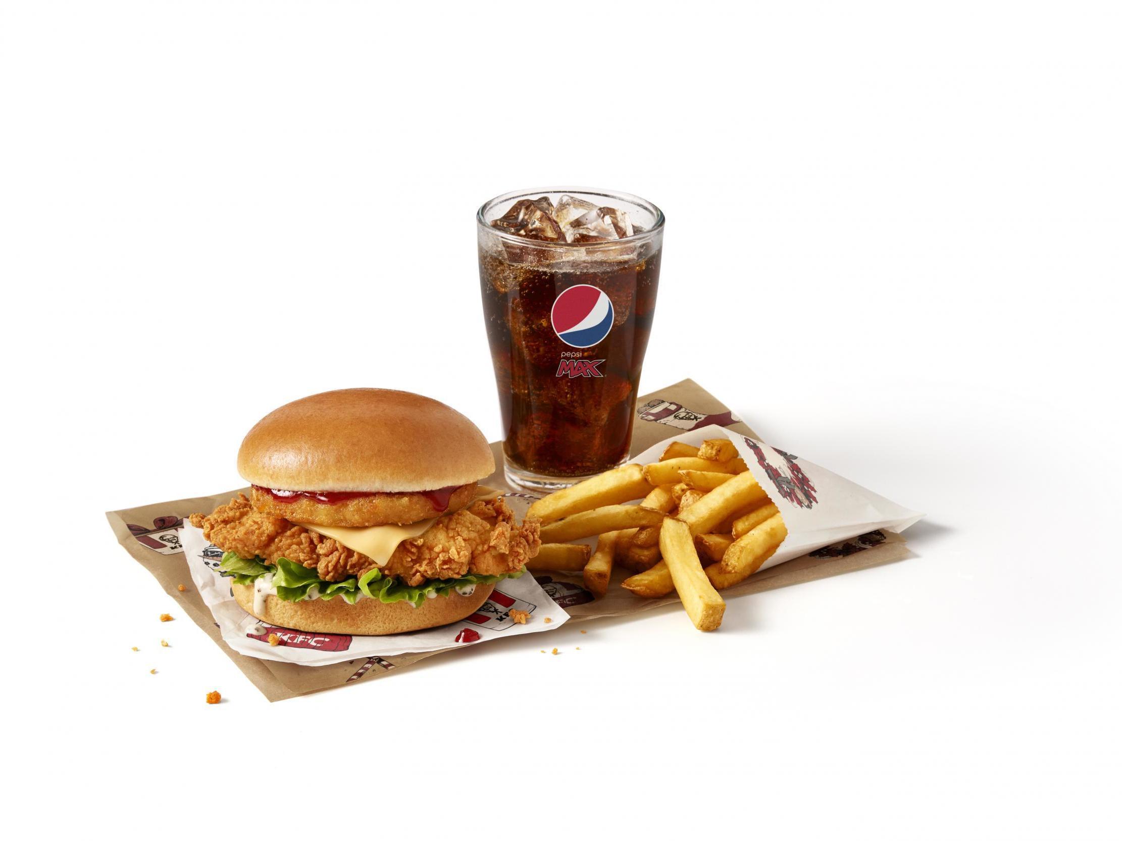 KFC launch seasonal Christmas dinner box including stuffing mayonnaise