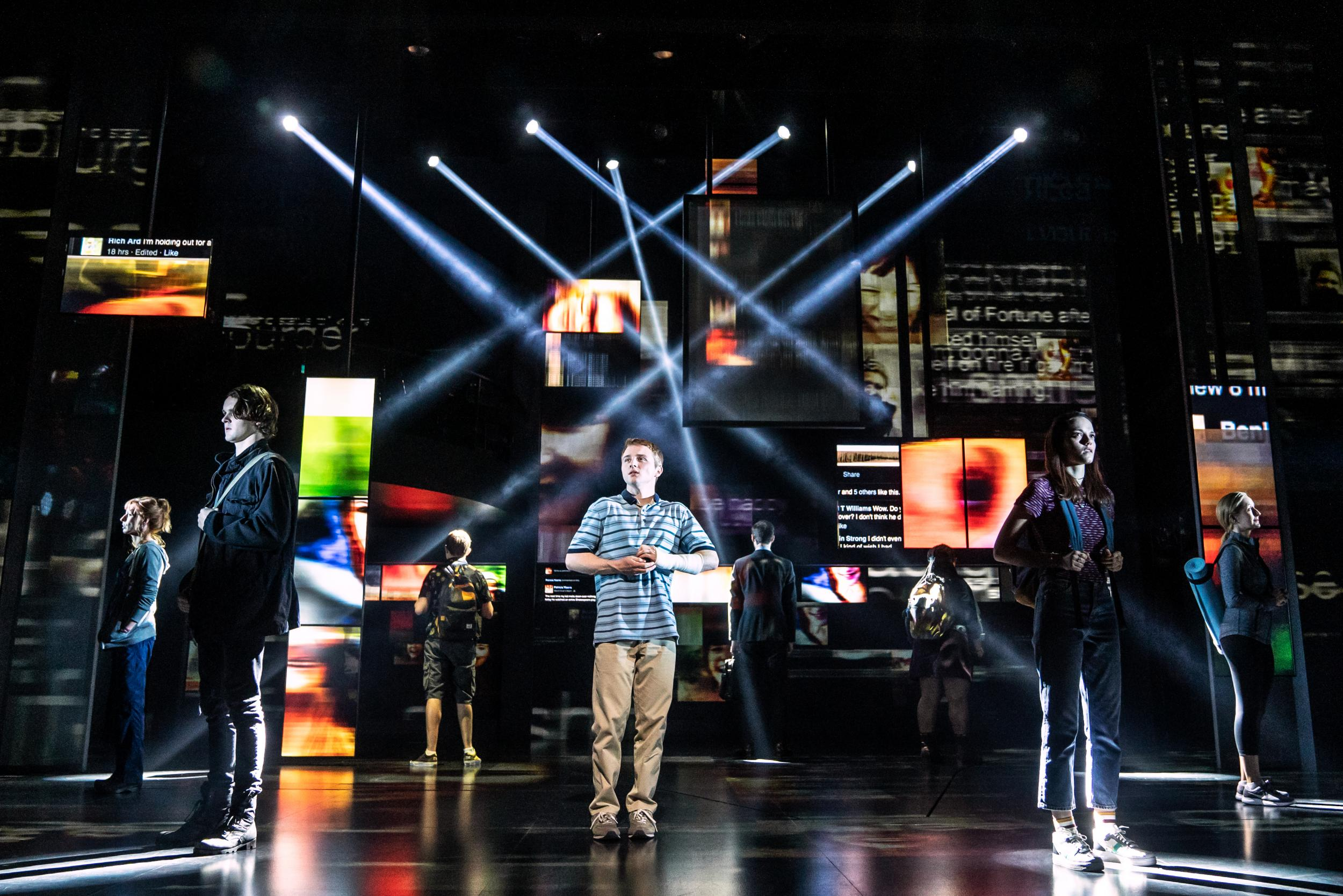 Dear Evan Hansen review, Noel Coward Theatre: A superb, unmissable musical