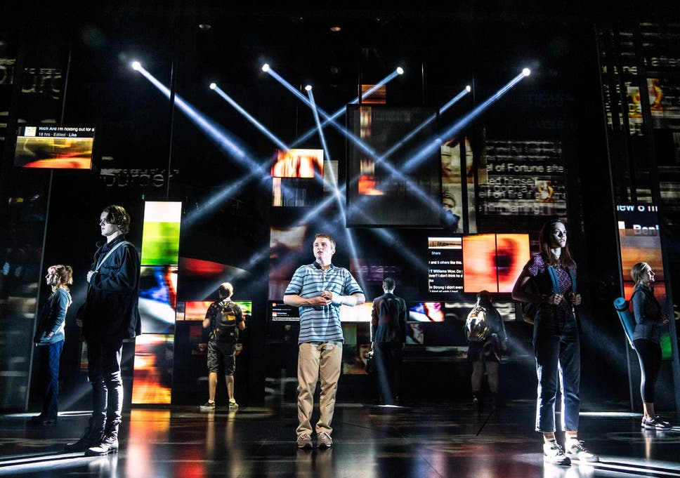 Dear Evan Hansen Review Noel Coward Theatre A Superb
