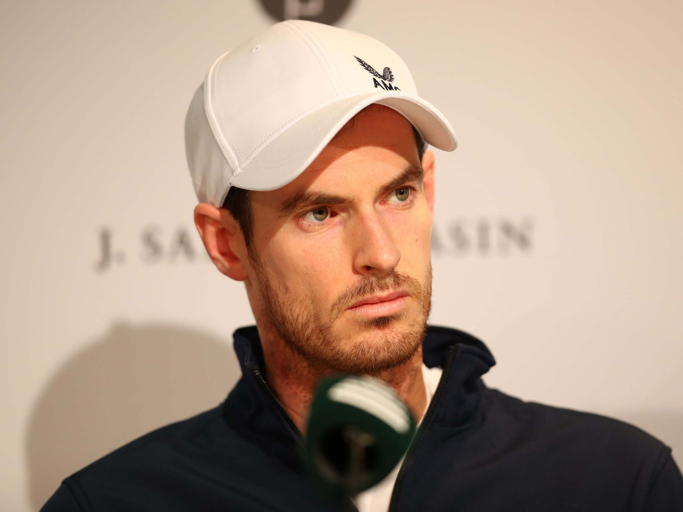 Tennis return is 'not the most important thing' says Andy Murray