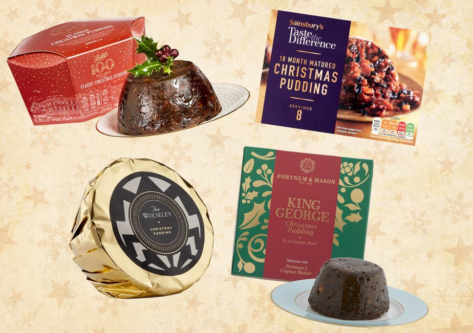 Best Christmas Puddings To Suit Every Guest From Vegan To