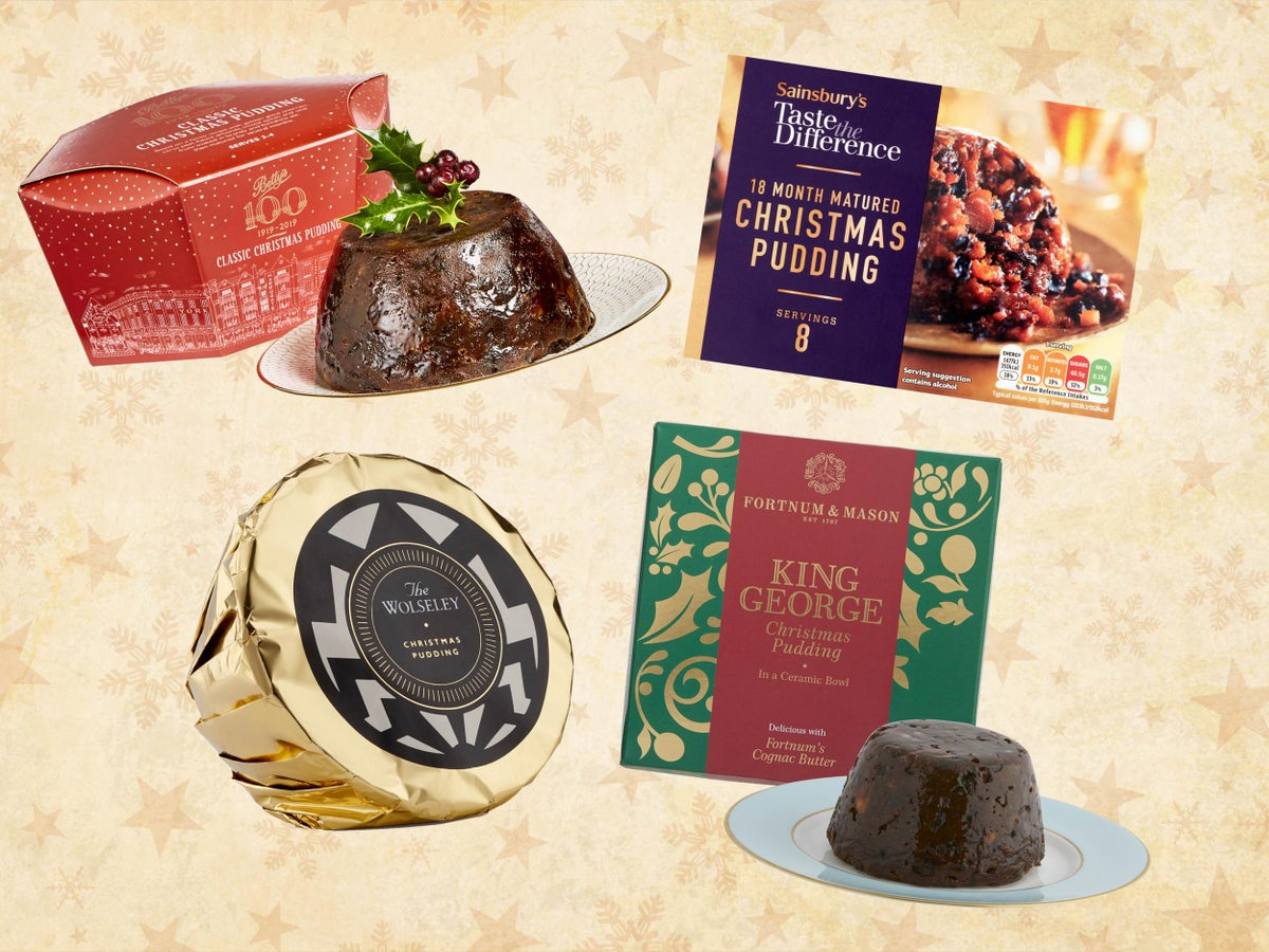 Best Christmas Puddings To Suit Every Guest From Vegan To Traditional The Independent