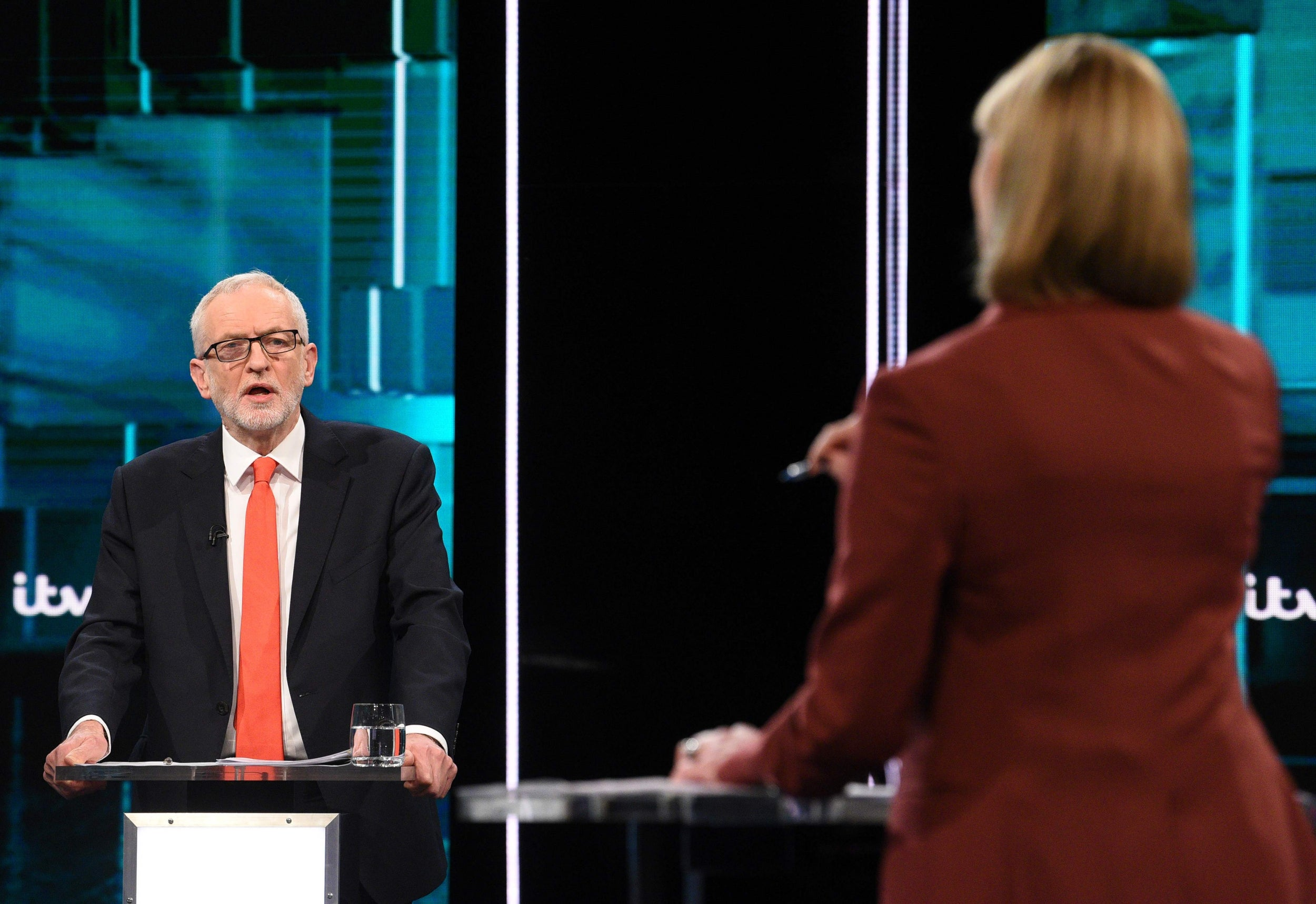 Election debate: Corbyn says monarchy needs 'improvement' as leaders face questions on Prince Andrew