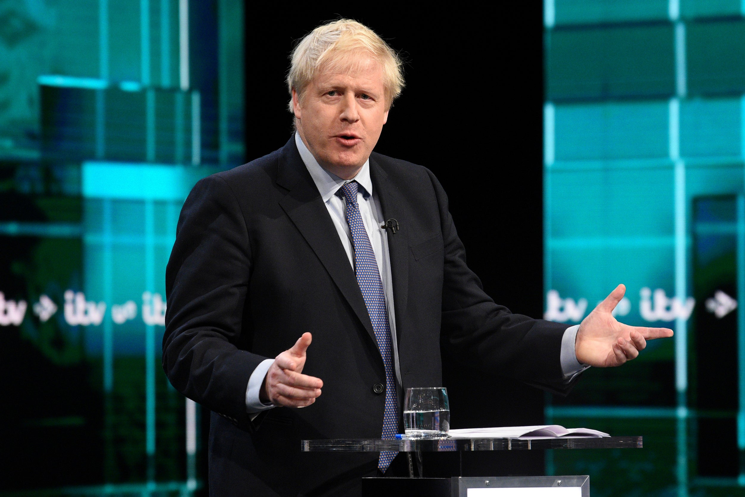 The audience won the leaders' debate – because they didn't believe a word of it