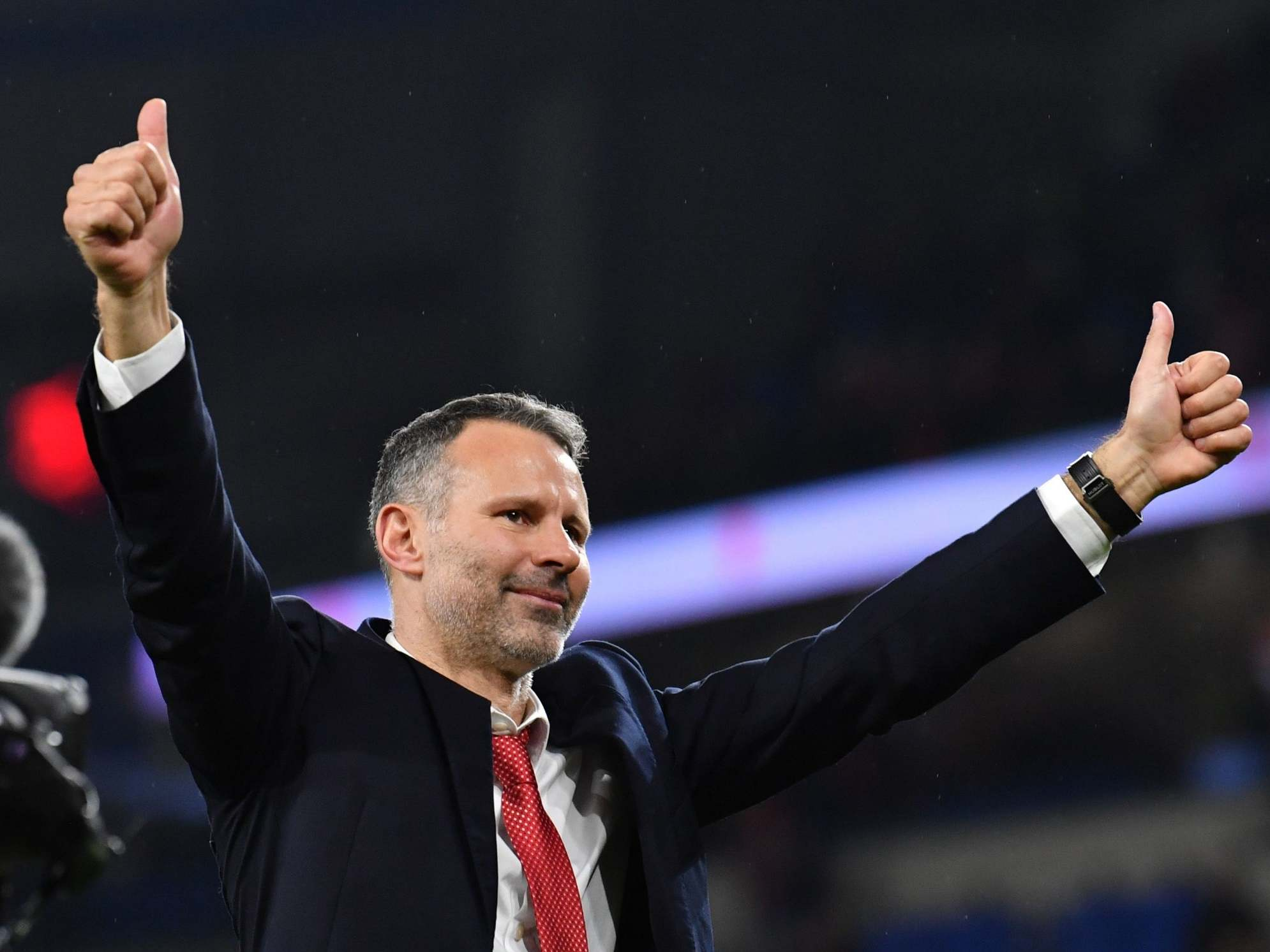 Ryan Giggs admits he is keen to add some Liverpool style to his Wales team