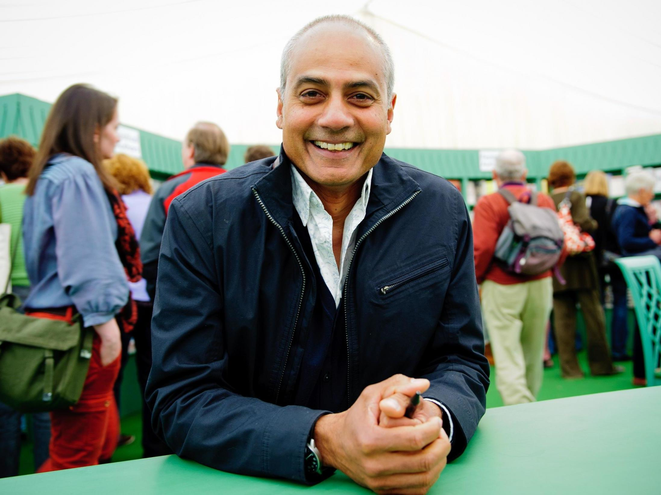 BBC's George Alagiah reveals why he didn't check survival statistics after bowel cancer diagnosis
