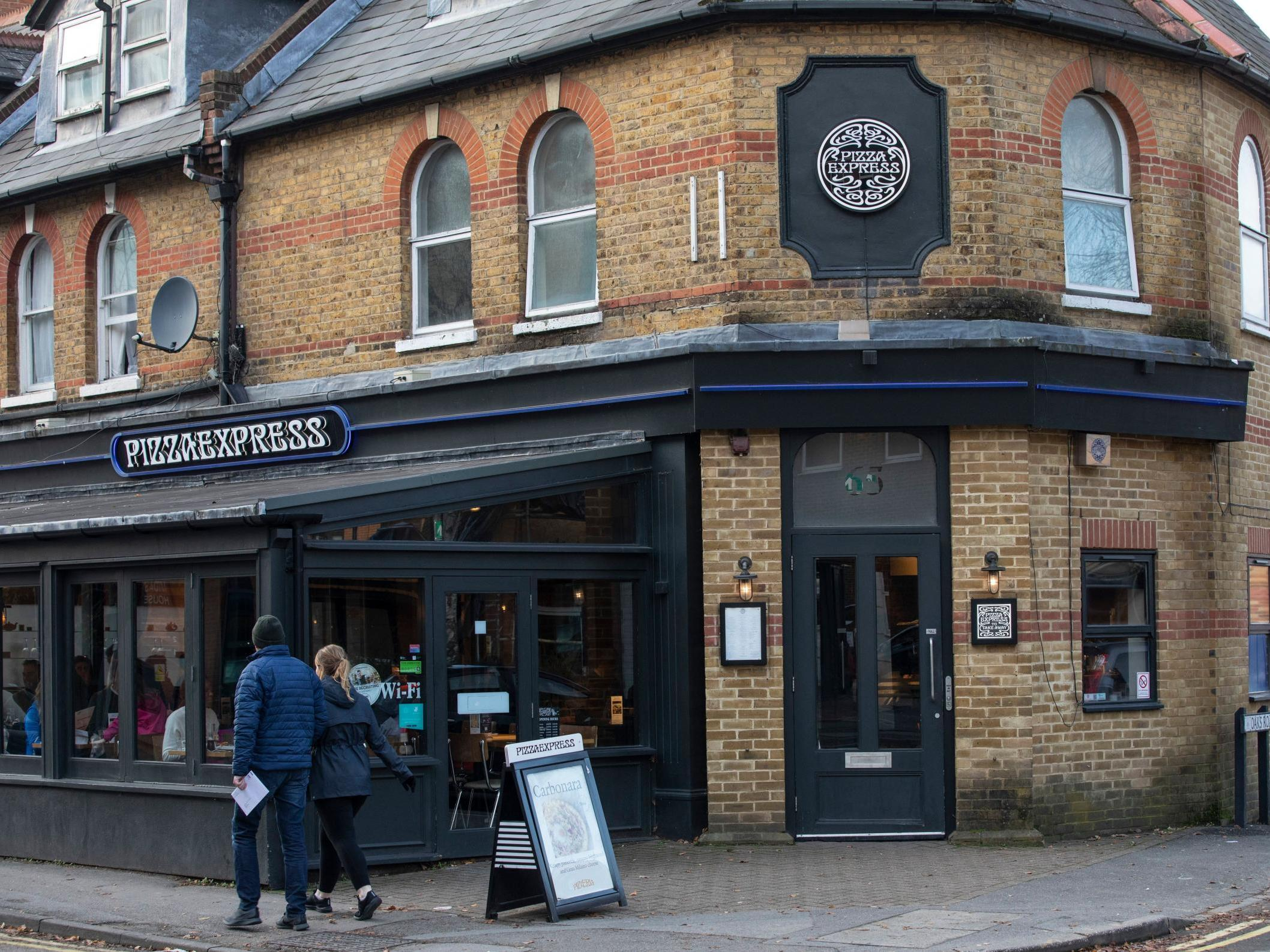 Trip Advisor Suspends Reviews For Pizza Express In Woking
