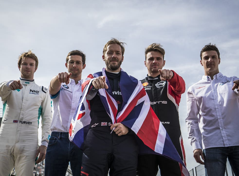 Sam Bird is looking to become the first British champion in front of home fans
