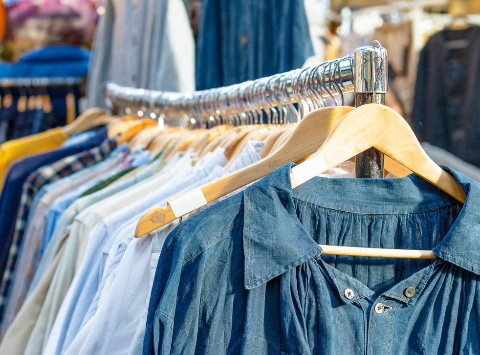 However, the poll also revealed that more than half believe there is still a stigma attached to second-hand items