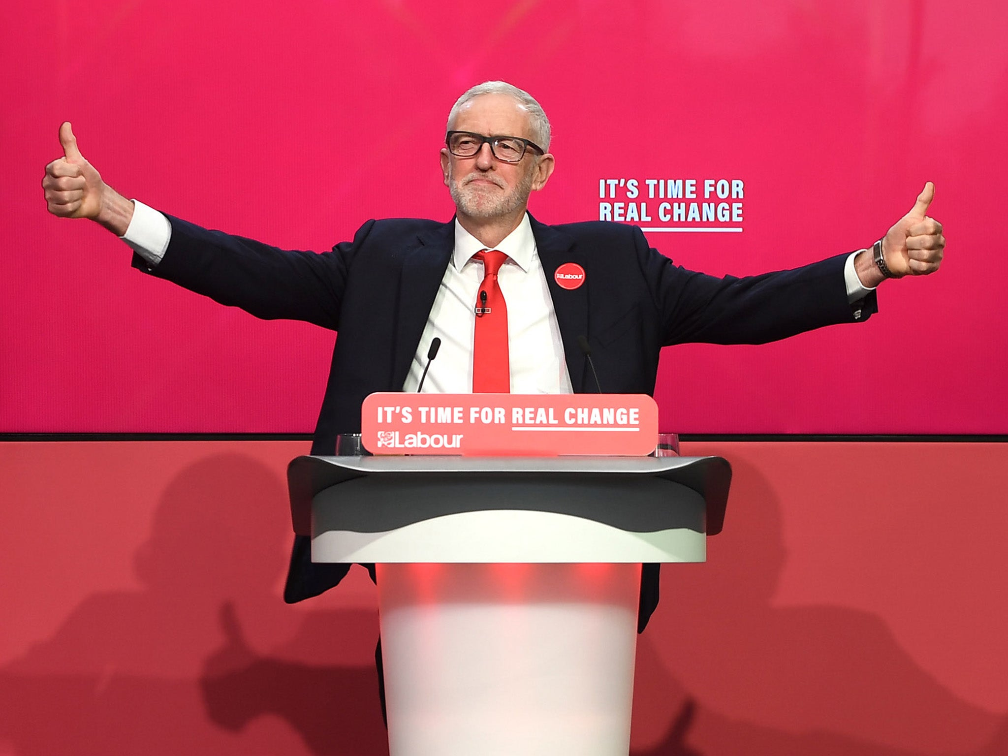 General election: Final Say referendum will be legally-binding, says Corbyn