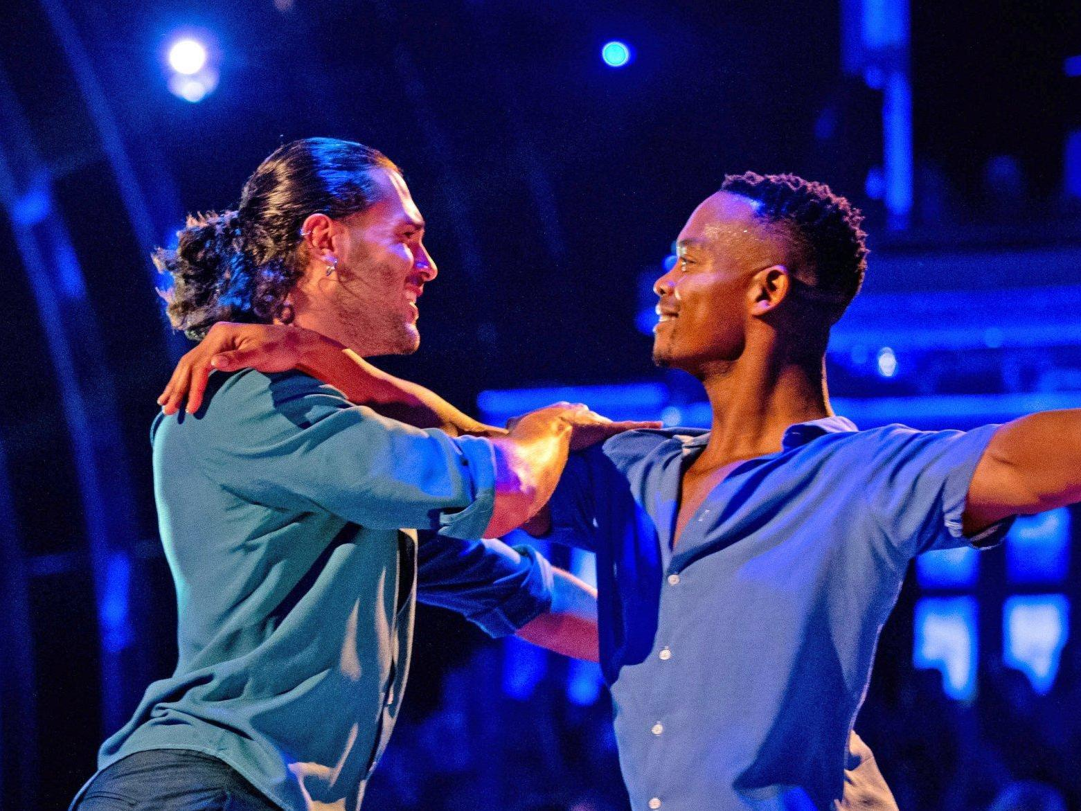 Strictly Come Dancing: Almost 200 people complain about first same-sex routine