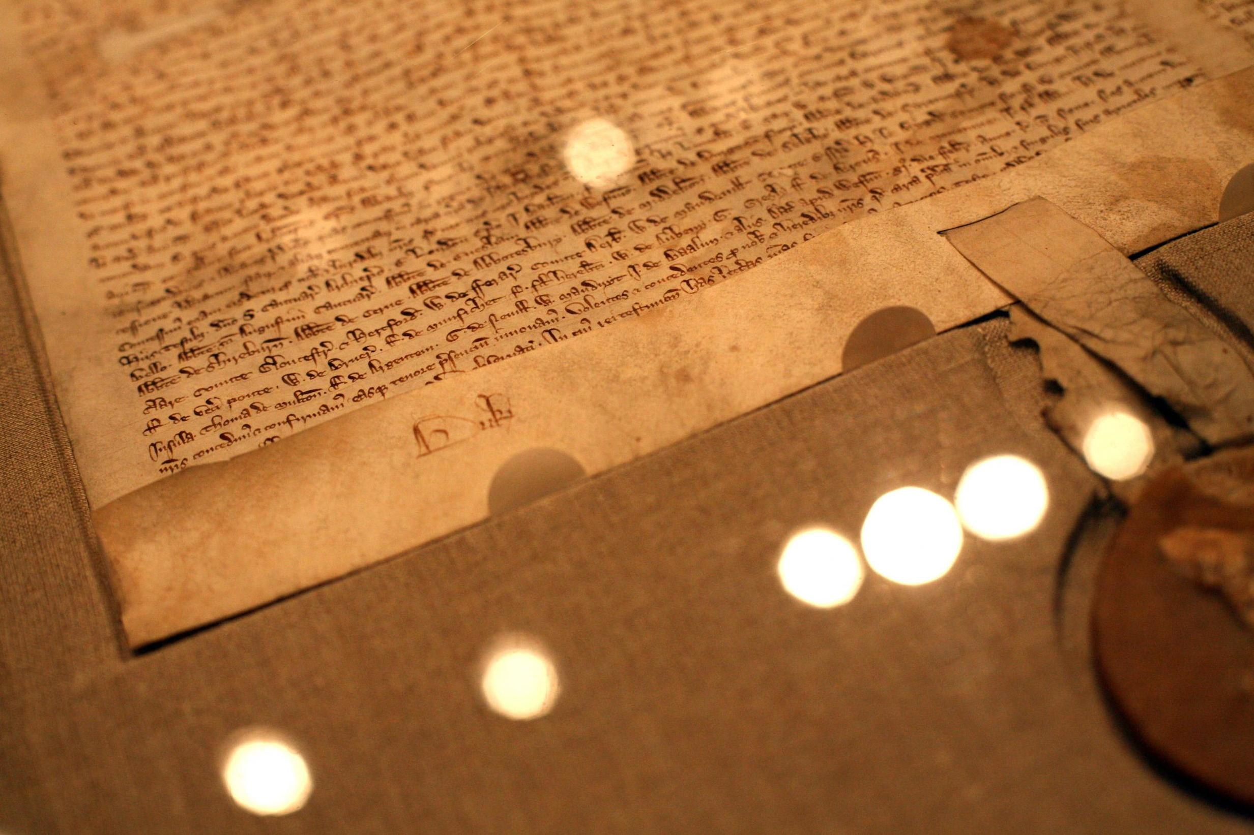 Outrage as town proposes selling its Magna Carta for £20m to fund office refurbishments