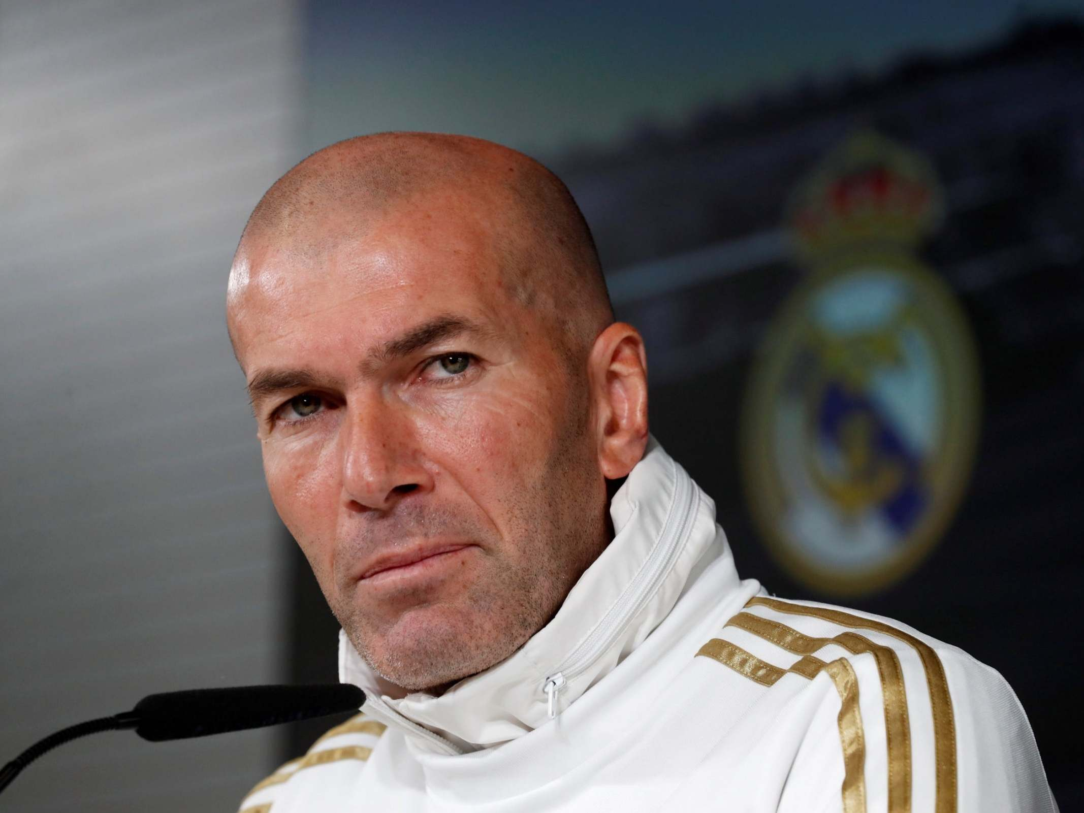 Real Madrid: Zinedine Zidane defends Gareth Bale after criticism over flag celebration