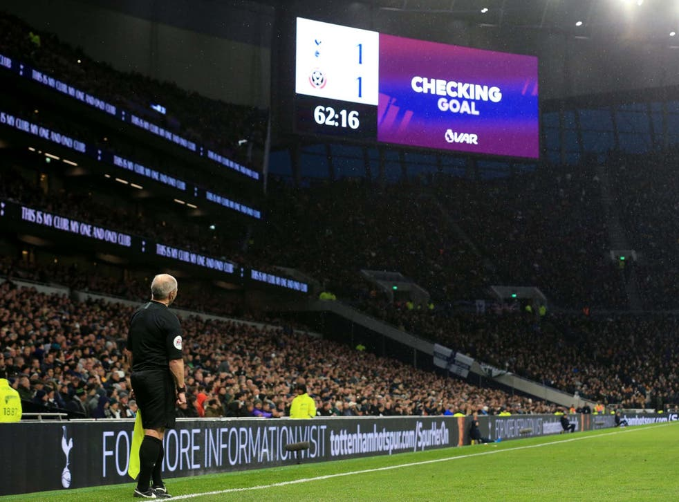 VAR has been a major talking point in the Premier League this season