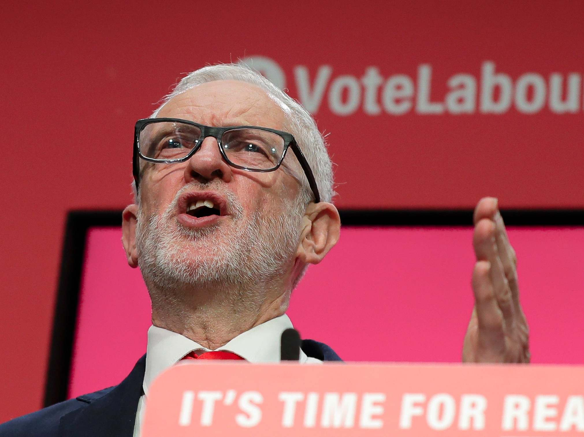 Question Time debate: Jeremy Corbyn says he will adopt 'neutral stance' in second Brexit referendum