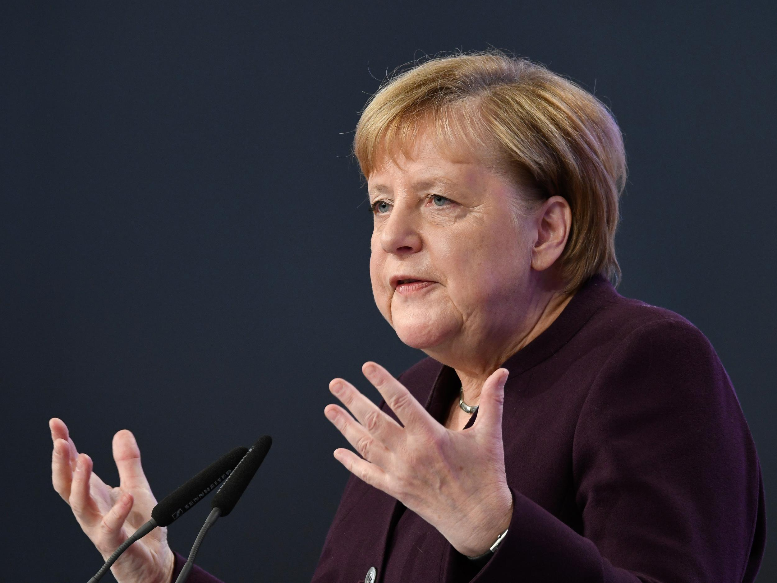 Angela Merkel Topless angela merkel - latest news, breaking stories and comment