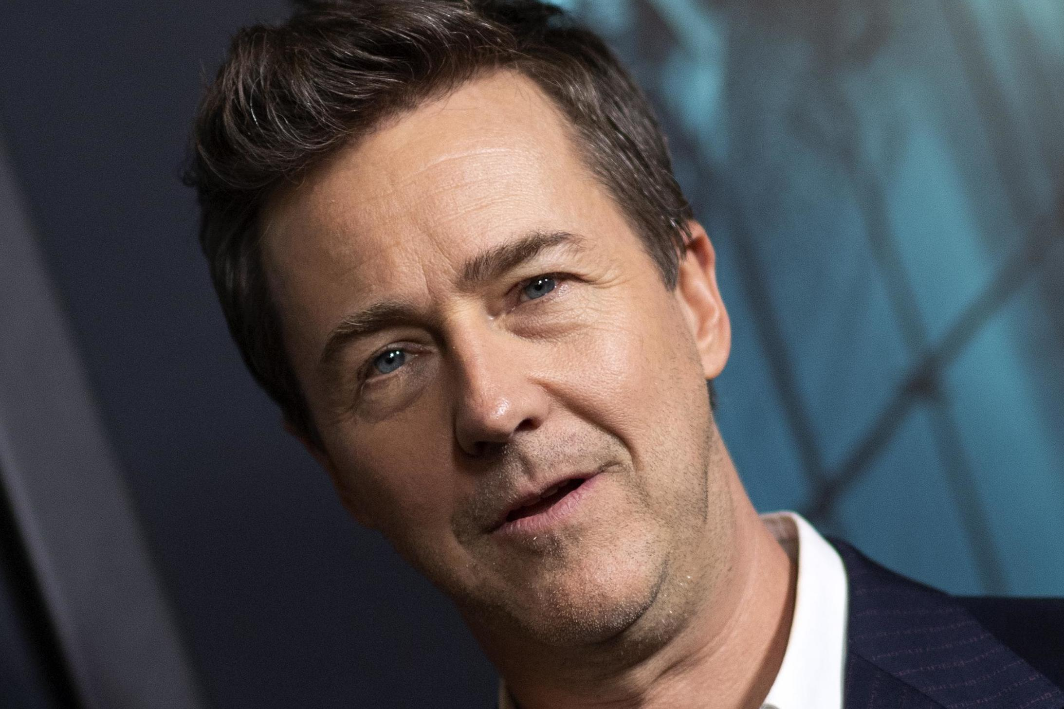 Edward Norton speaks out about saving Leonardo DiCaprio's life during diving expedition
