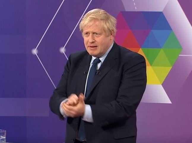 When Boris Johnson said he wasn't a liar on Question Time, they just laughed. But he'll probably win anyway