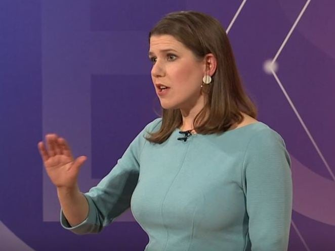 Election: Jo Swinson accuses Boris Johnson of dragging Downing Street 'through the mud'