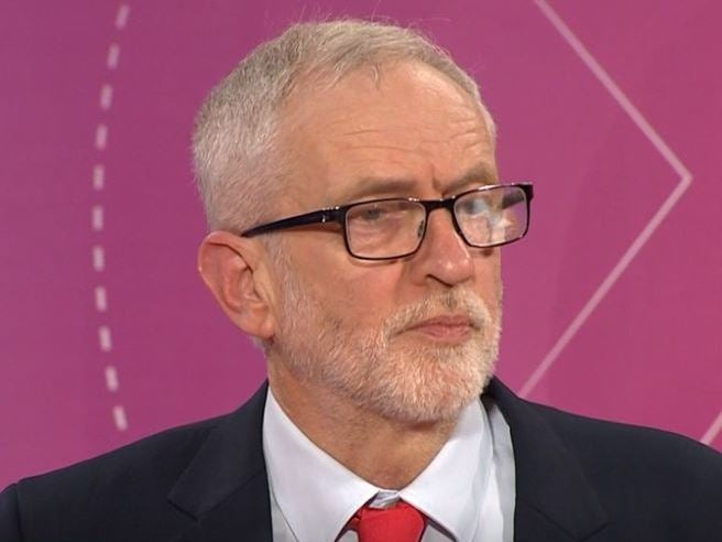 Question Time debate: Corbyn won't allow Scottish independence referendum for at least two years if Labour win