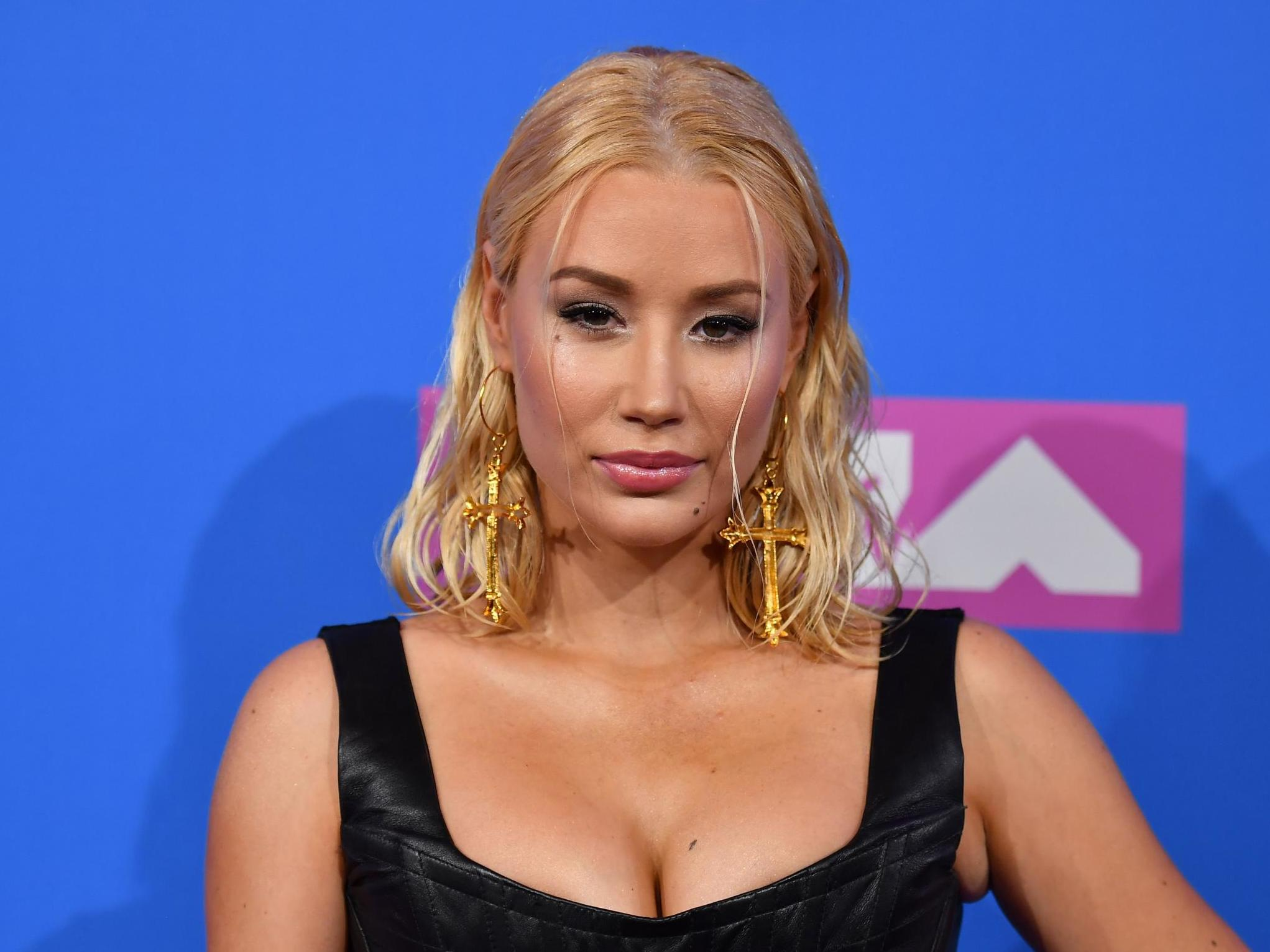 Iggy Azalea says burglar stole more than £285,000 worth of jewellery from home
