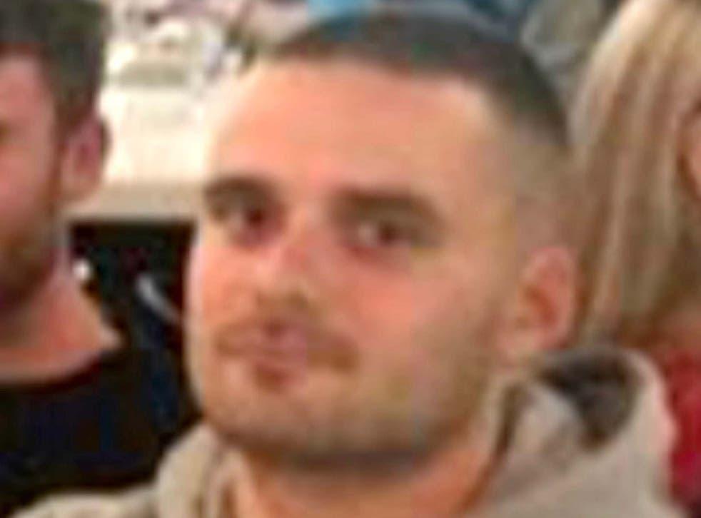 Alsan King, 25, has gone missing near Princetown, Australia