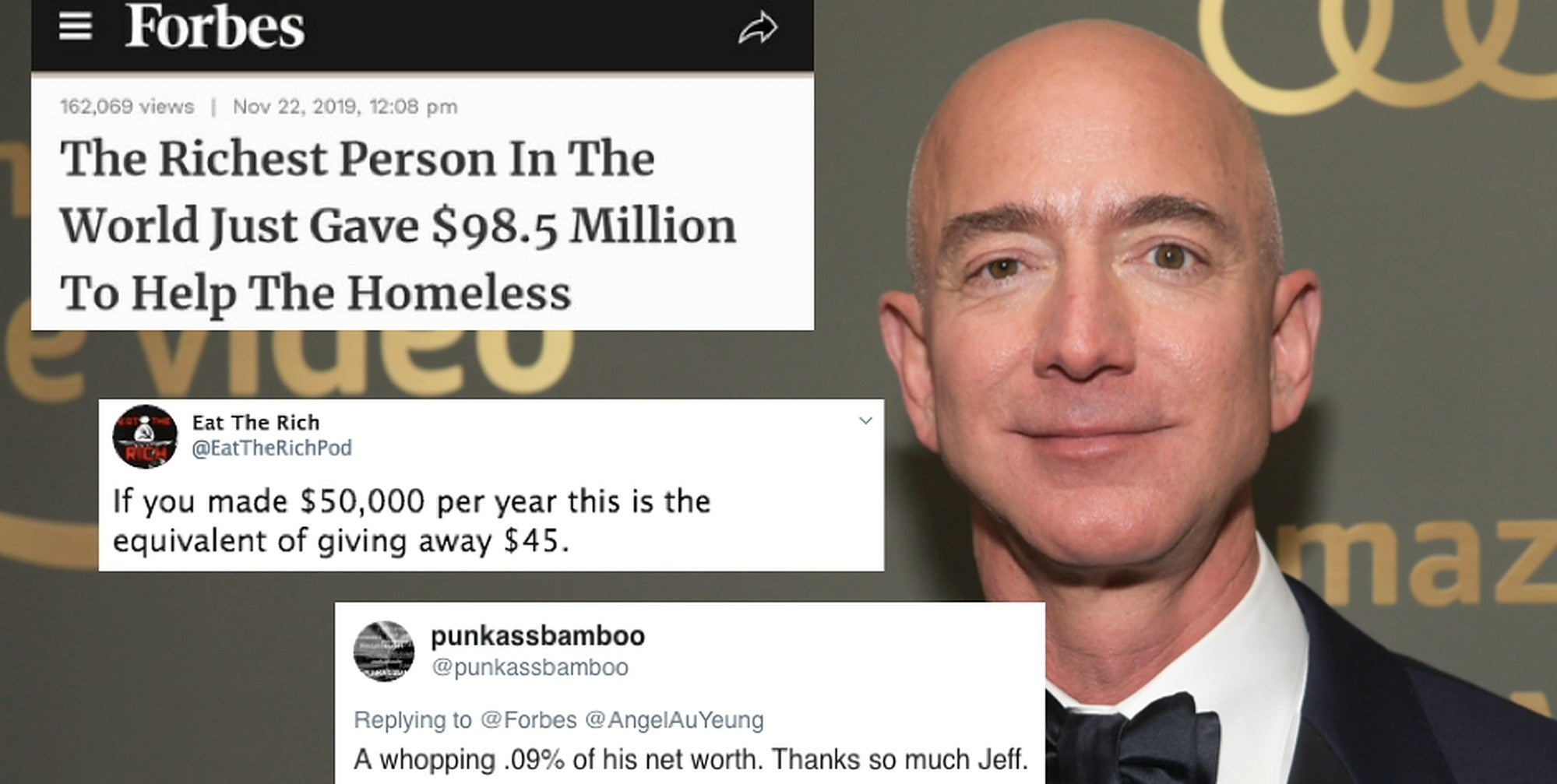 Jeff Bezos The Internet Is Divided Over Amazon