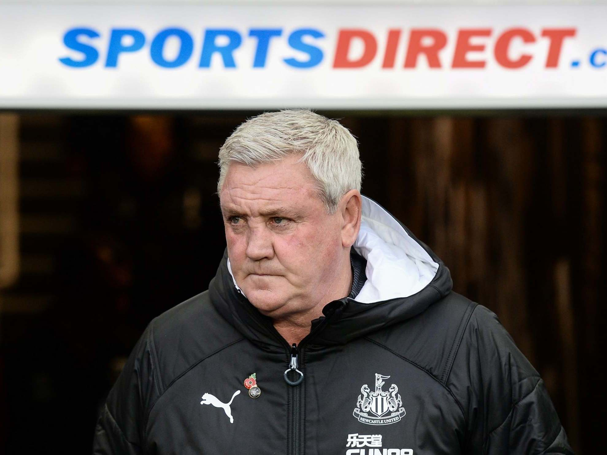 Newcastle: Steve Bruce still scarred by 'unsavoury' cabbage-throwing incident at Aston Villa