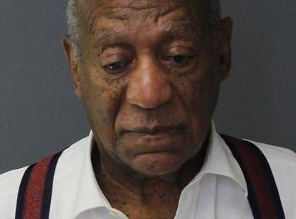Bill Cosby in a mugshot dated 25 September, 2018.
